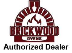 "Brickwood Ovens Oven Door for Mattone Barile SeriesBrickwood Ovens 6"" DuraTech Exhaust Kit for Mattone Barile Series"