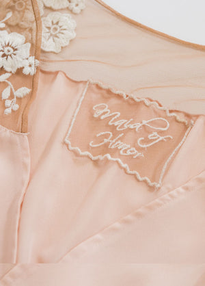 HILDY ROBE- PINK - Robed With Love