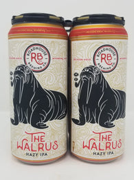 Roadhouse Brewing Co. Walrus Hazy IPA (4 pack cans)