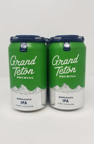 Grand Teton Brewing Teton Range IPA (6 pack cans)