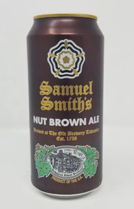 Samuel Smith Nut Brown Ale (14.9oz)
