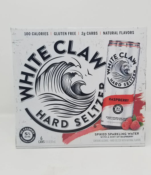 White Claw Grapefruit Hard Seltzer (6 pack)