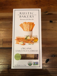 Rustic Bakery Sourdough Flatbread Crackers