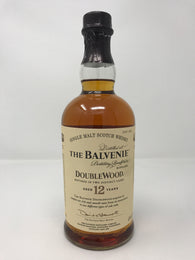 Balvenie Doublewood 12yr Single Malt Scotch Whisky