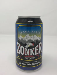 Snake River Brewing Zonker Stout (6 pack)