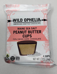 Wild Ophelia Peanut Butter Cups
