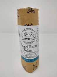 Elevation Fennel Pollen Salami