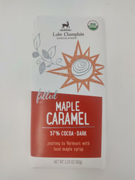 Lake Champlain Maple Caramel Chocolate