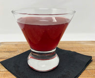 Bistro Pomegranate Martini