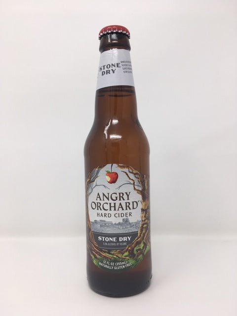 Angry Orchard Stone Dry (6 pack)