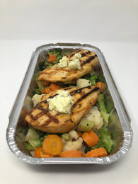 Spicy Grilled Chicken Breast ( For Two People)