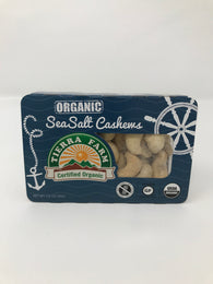 Tierra Farms Sea Salt Cashews