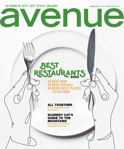 Two Year Subscription to Avenue Calgary Magazine