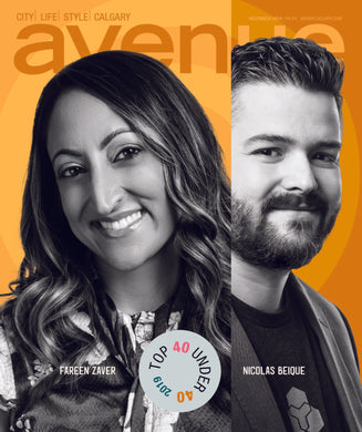 One Year Subscription to Avenue Calgary Magazine