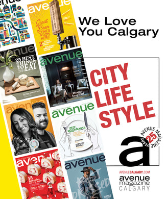 Avenue Calgary 3 Issue Subscription