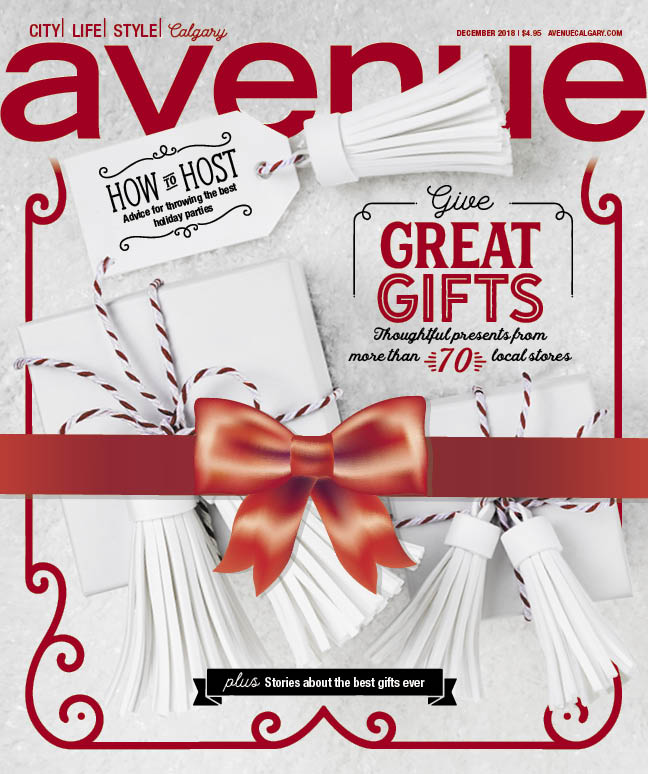 One Year Avenue Holiday Gift Subscription