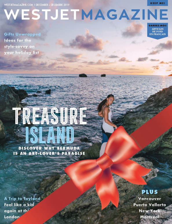 WestJet Magazine - One Year Subscription