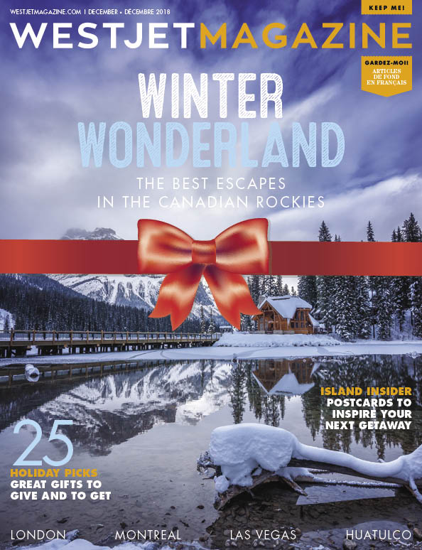 WestJet Magazine - One Year Gift Subscription
