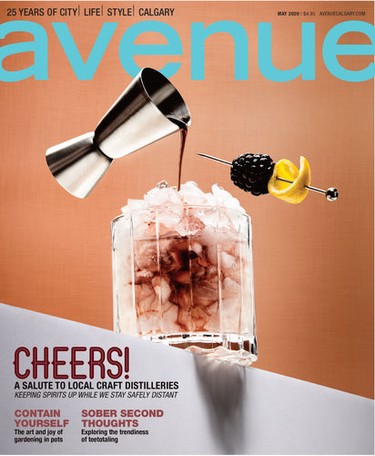 Three Year Subscription to Avenue Calgary Magazine