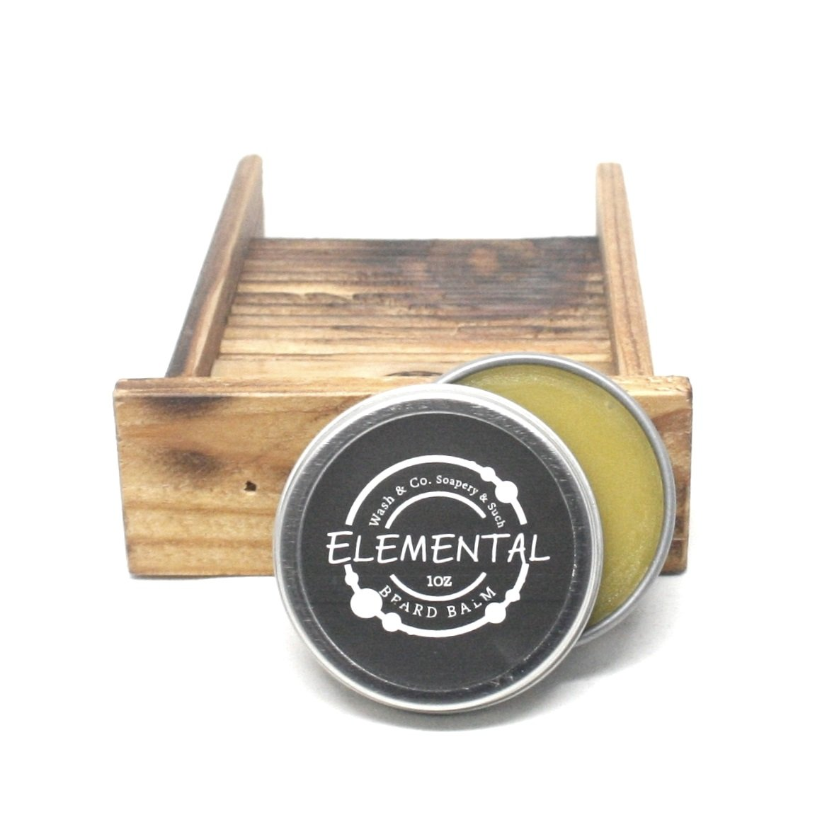 Beard Balm Elemental 1oz Tin