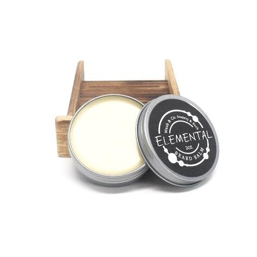 Beard Balm Elemental 2oz Tin