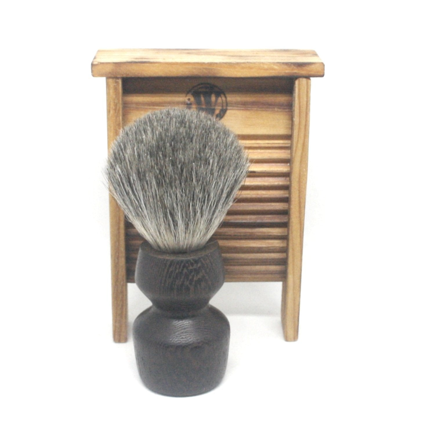 Shaving Brush Wenge & Mixed Badger