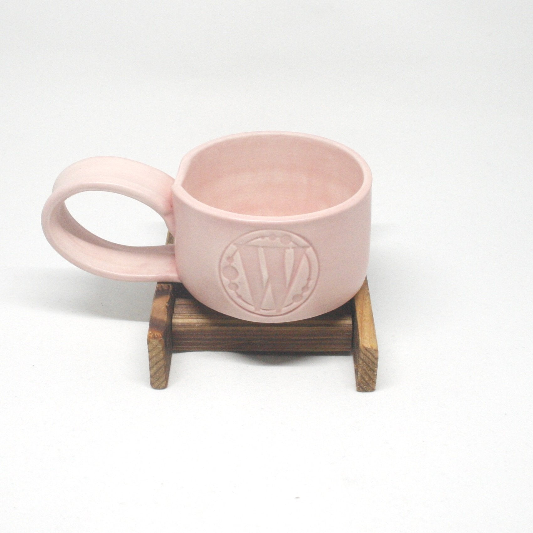 Shaving Mug Pink (Limited Edition)