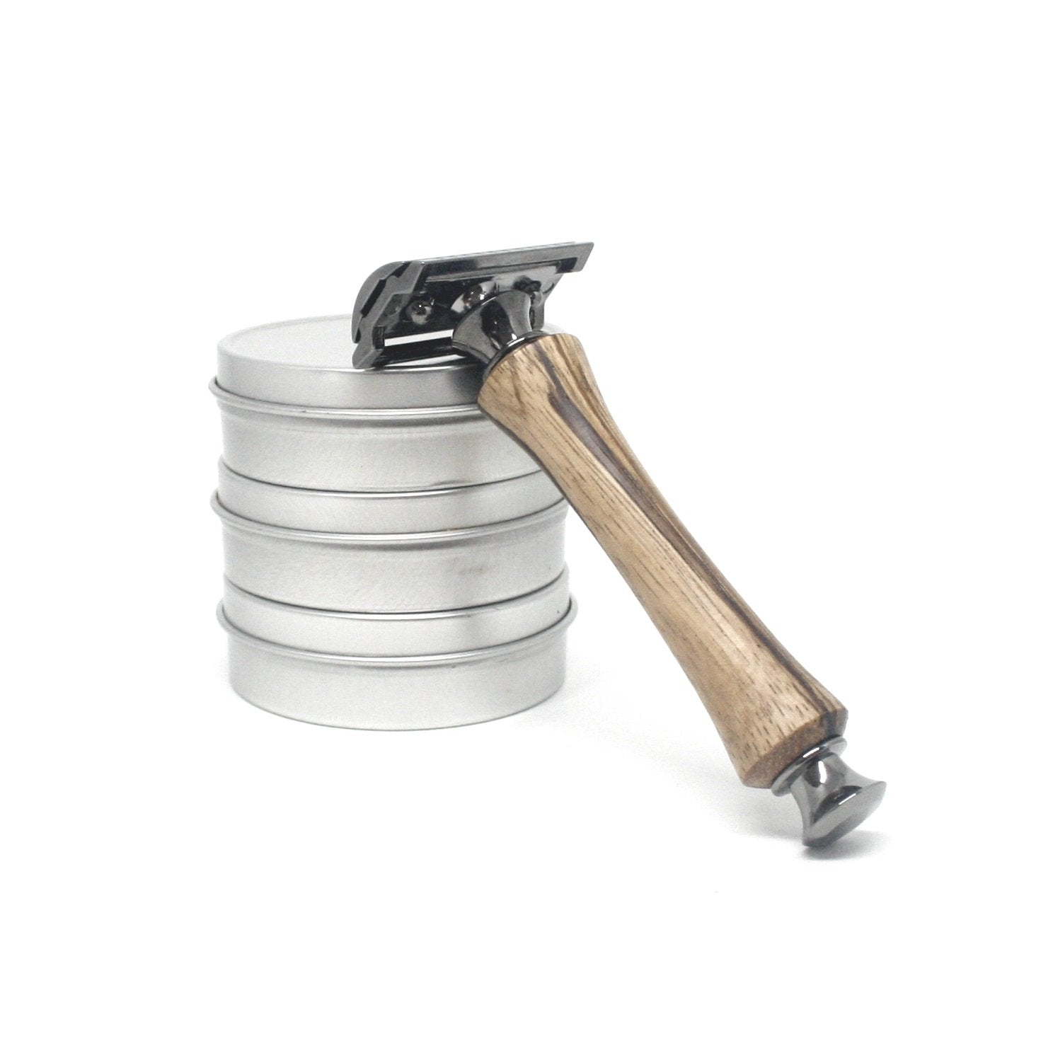 Safety Razor Tigerwood