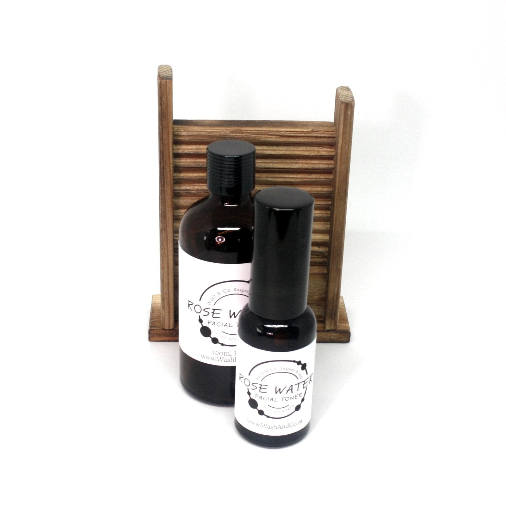 Rose Water Mist & Refill (facial toner)