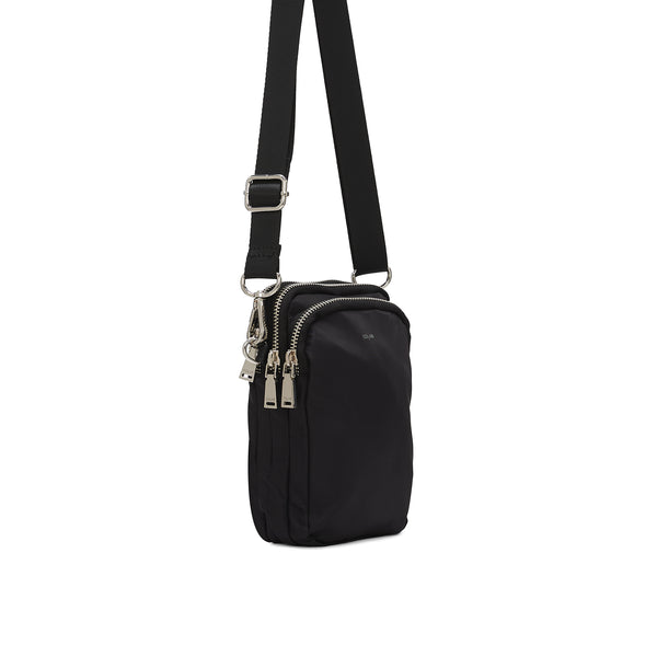 MYLA - MINI TRIPLE ZIP CROSSBODY