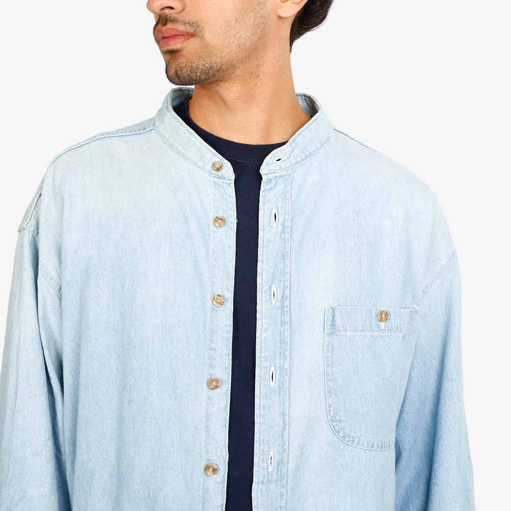 Mystery  Denim Shirt