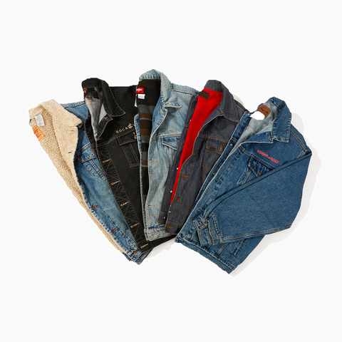 Mystery Denim Jacket - TagPop