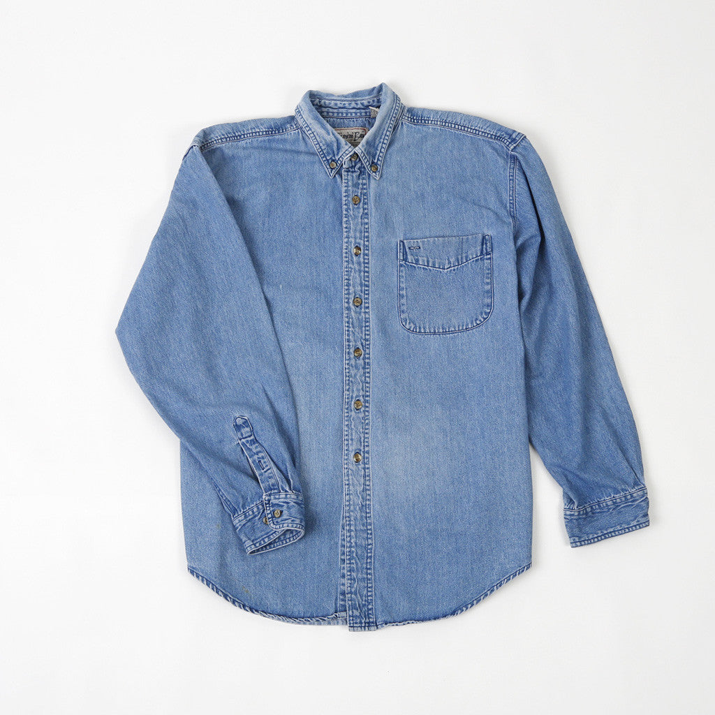 Mystery Denim Shirt - TagPop