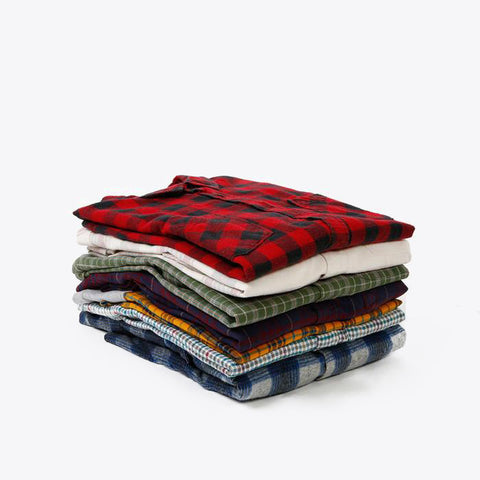Mystery Flannel Shirts