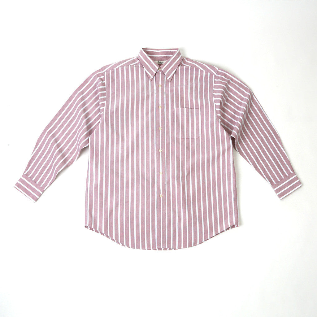 Mystery Long Sleeve Button Down Shirt - TagPop