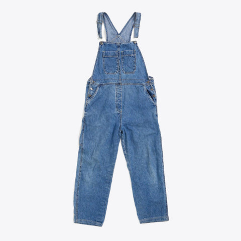 Mystery Women's Denim Overalls