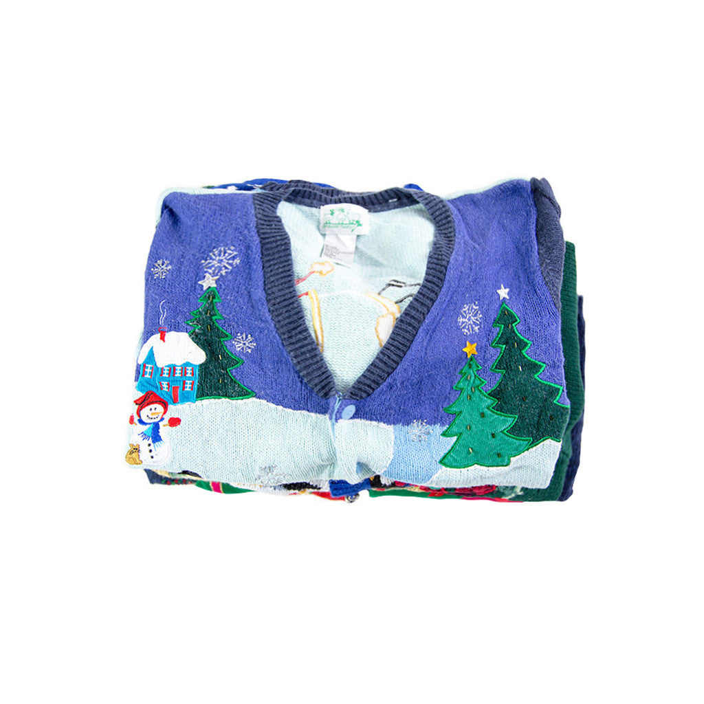 Mystery Ugly Xmas Sweater - TagPop