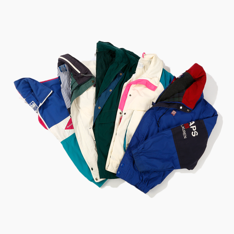 Mystery Funky Windbreakers