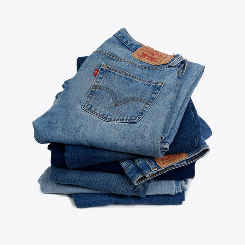 Mystery Womens Levi's Denim