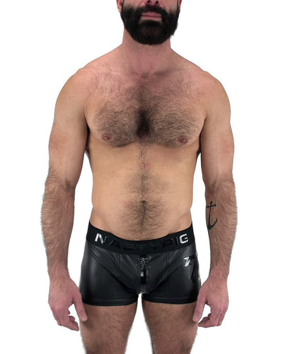 Contrast Trunk Short
