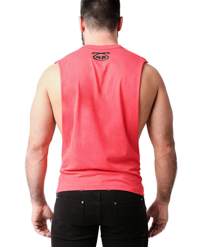 Deconstruct Shredder Tank Top