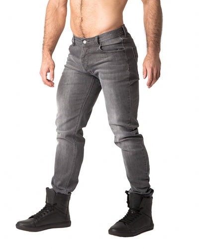 Grey Washed NP Jean | Grey | Fall 2017 | Nasty Pig