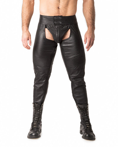 Motocross Chaps | Black | Fall 2017 | Nasty Pig