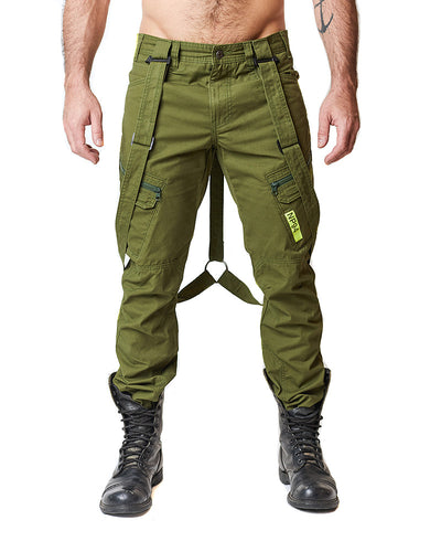 Operative Suspender Pant
