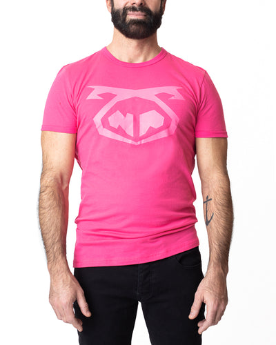 Miami Pink Snout Tee