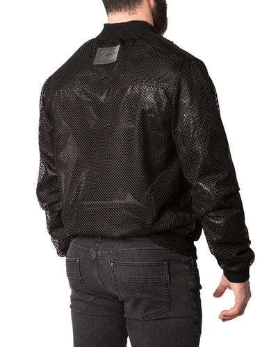 Net Reversible Jacket