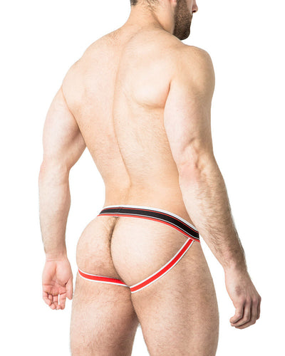 Speed Demon Jock Strap | Black | Fall 2017 | Nasty Pig