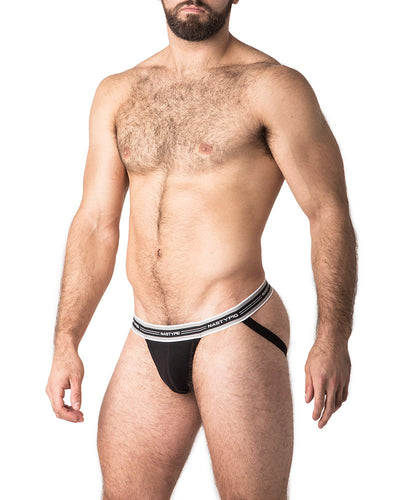 Vital Jock Strap | Black | Fall 2017 | Nasty Pig