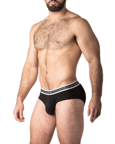 Vital Brief Underwear | Black | Fall 2017 | Nasty Pig