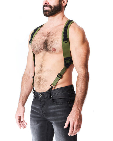 Tracker Suspender Harness